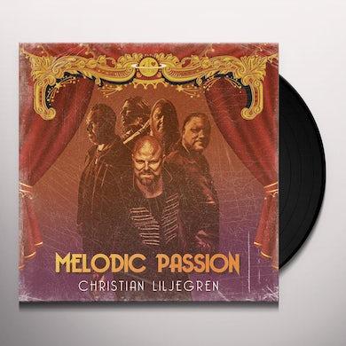 Liljegren Christian MELODIC PASSION (PURPLE VINYL) Vinyl Record