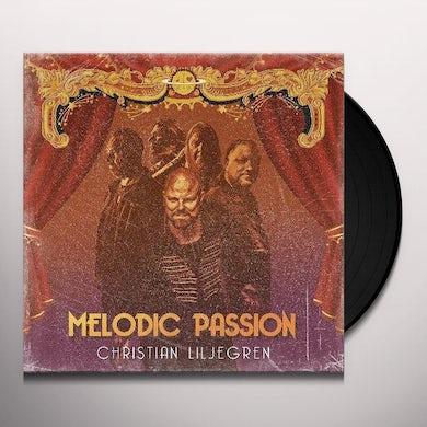 Liljegren Christian MELODIC PASSION Vinyl Record