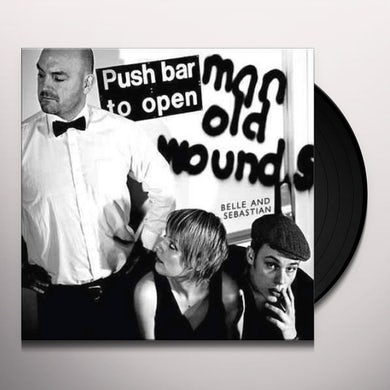 Belle and Sebastian PUSH BARMAN TO OPEN OLD WOUNDS Vinyl Record