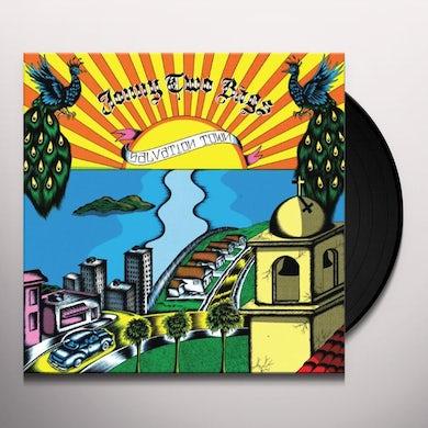 Jonny Two Bags SALVATION TOWN Vinyl Record