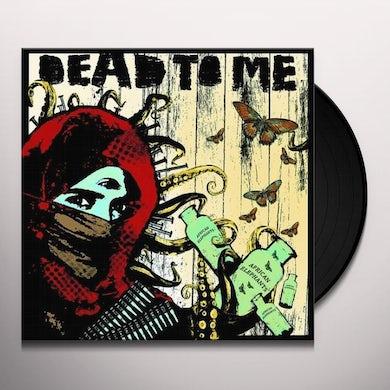 Dead To Me AFRICAN ELEPHANTS Vinyl Record