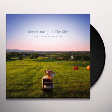 Mary-Chapin Carpenter SOMETIMES JUST THE SKY Vinyl Record