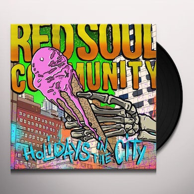 HOLIDAYS IN THE CITY Vinyl Record