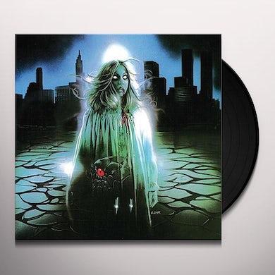 Fabio Frizzi MANHATTAN BABY - Original Soundtrack Vinyl Record