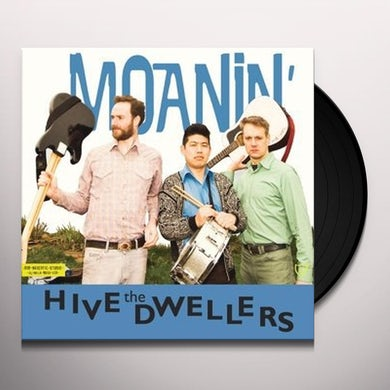 MOANIN Vinyl Record
