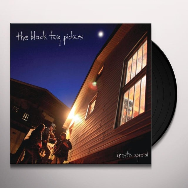 Black Twig Pickers IRONTO SPECIAL Vinyl Record