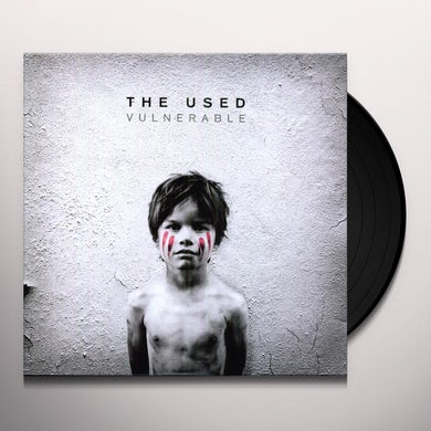 The Used VULNERABLE Vinyl Record