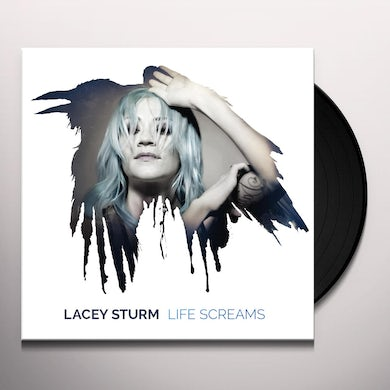 Lacey Sturm LIFE SCREAMS Vinyl Record
