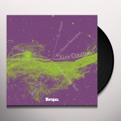 Alex Coulton GAMMA RAY BURST Vinyl Record