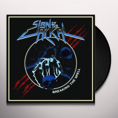 Sign Of The Jackal Breaking The Spell Vinyl Record