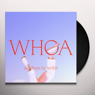 WHOA Vinyl Record