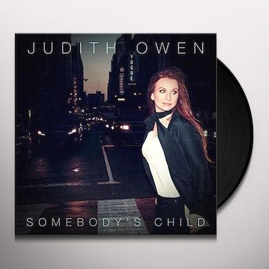 Judith Owen Somebody's Child Vinyl Record