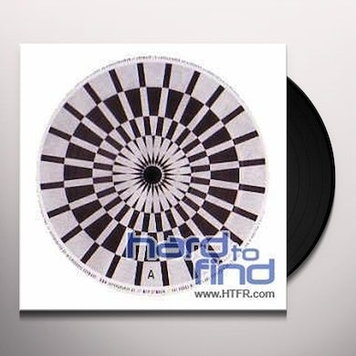 Anthony Rother MODERNTRONIC Vinyl Record