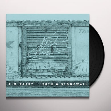 Tim Barry 28TH AND STONEWALL Vinyl Record