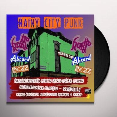Rainy City Punks / Various Vinyl Record