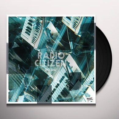 Radio Citizen SILENT GUIDE Vinyl Record