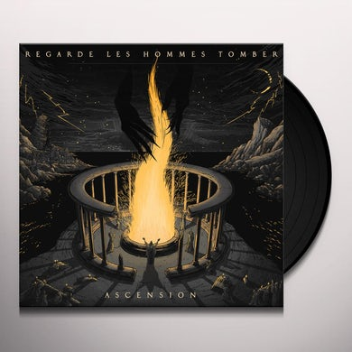 REGARDE LES HOMMES TOMBER ASCENSION Vinyl Record