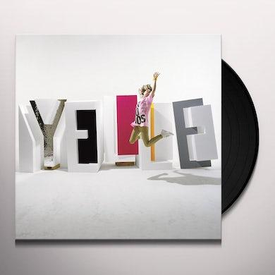Yelle POP UP Vinyl Record