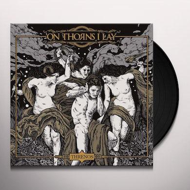On Thorns I Lay THRENOS Vinyl Record