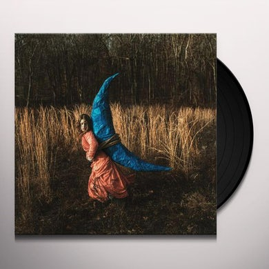 Holly Miranda MUTUAL HORSE Vinyl Record