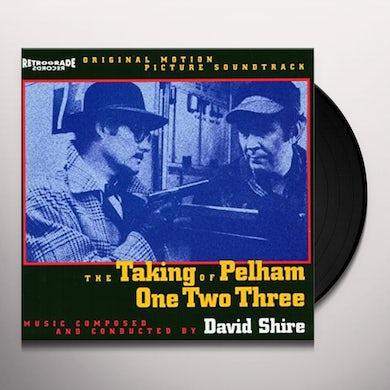David Shire  TAKING OF PELHAM ONE TWO THREE / Original Soundtrack Vinyl Record