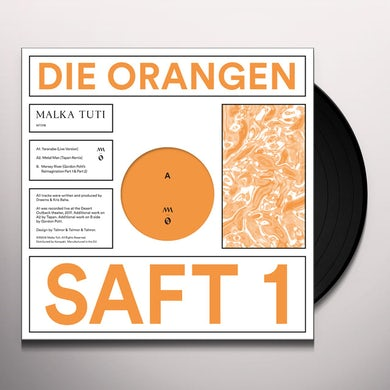 Die Orangen SAFT 1 Vinyl Record