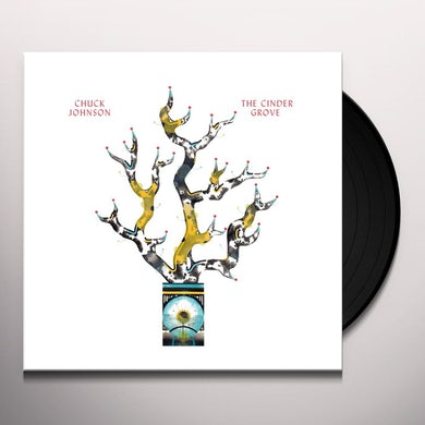 Chuck Johnson CINDER GROVE Vinyl Record