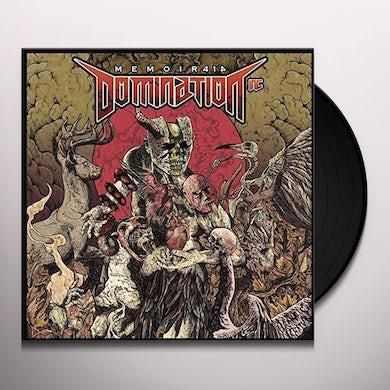 Domination Inc MEMOIR 414 Vinyl Record