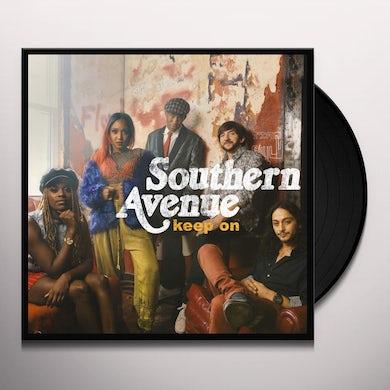 KEEP ON Vinyl Record