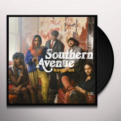 Southern Avenue KEEP ON Vinyl Record