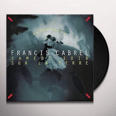 SAMEDI SOIR SUR LA TERRE Vinyl Record
