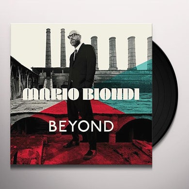 Mario Biondi BEYOND Vinyl Record