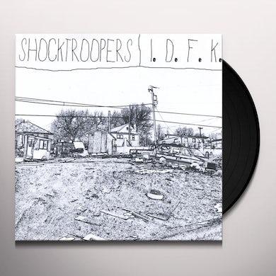 Shocktroopers I.D.F.K. Vinyl Record