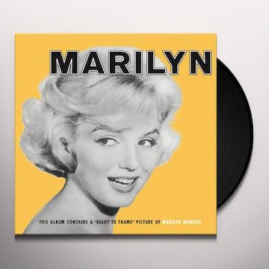Marilyn Monroe MARILYN Vinyl Record