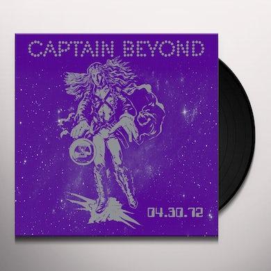 04.30.72 Vinyl Record