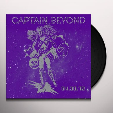 Captain Beyond 04.30.72 Vinyl Record
