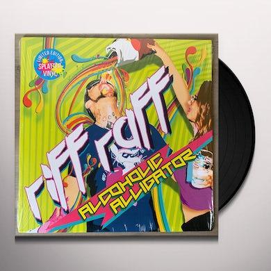 Riff Raff  Alcoholic Alligator Vinyl Record