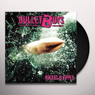 Bulletboys Rocked & Ripped Vinyl Record