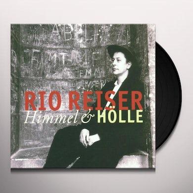Rio Reiser HIMMEL & HOELLE Vinyl Record