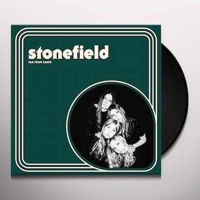Stonefield FAR FROM EARTH Vinyl Record