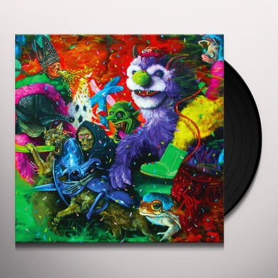 Tropical Fuck Storm LAUGHING DEATH IN MEATSPACE Vinyl Record