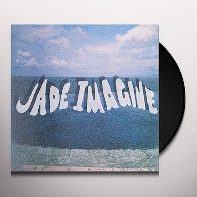 Jade Imagine WHAT THE FUCK WAS I THINKING Vinyl Record