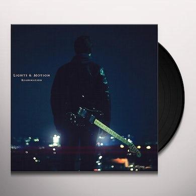 Lights & Motion REANIMATION Vinyl Record