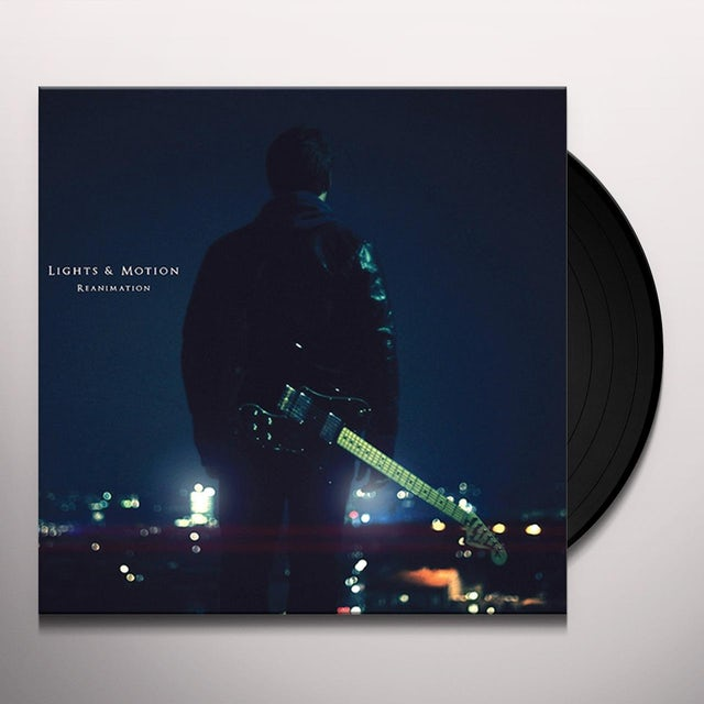 Lights & Motion REANIMATION Vinyl Record