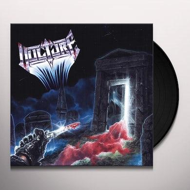 Vulture GHASTLY WAVES & BATTERED GRAVES Vinyl Record