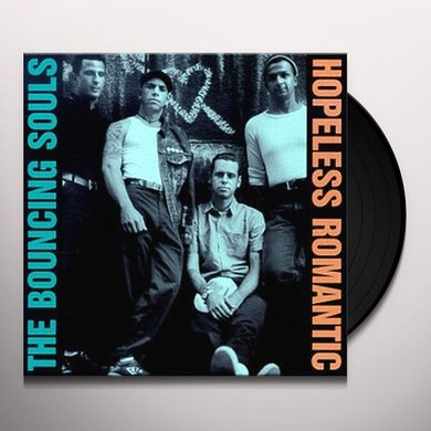 The Bouncing Souls HOPELESS ROMANTIC Vinyl Record