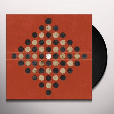 Thrice DEEPER WELLS (WHITE) Vinyl Record
