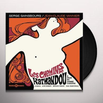 Les Chemins De Katmandou Vinyl Record