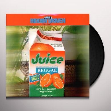 Riddim Driven: Juice / Various Vinyl Record