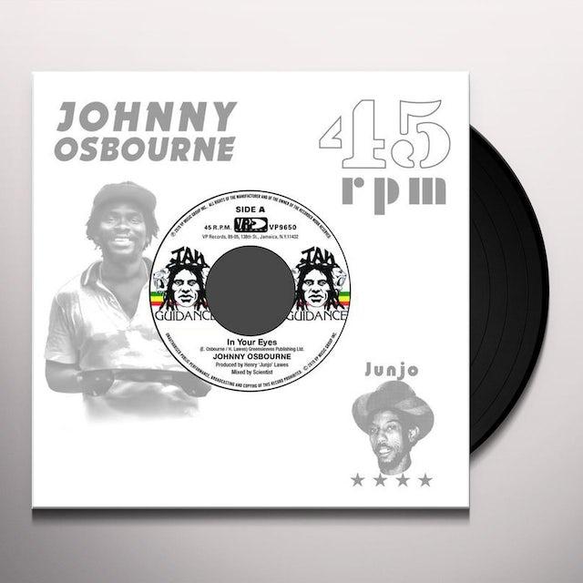 Johnny Osbourne IN YOUR EYES Vinyl Record